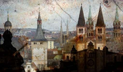 Stadtgeflüster – Fotogeschichten aus Würzburg